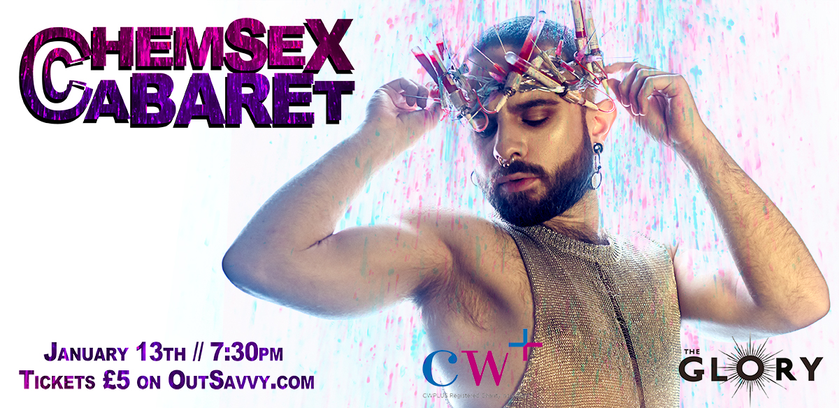Chemsex Cabaret: Let's Have a CéCé tickets