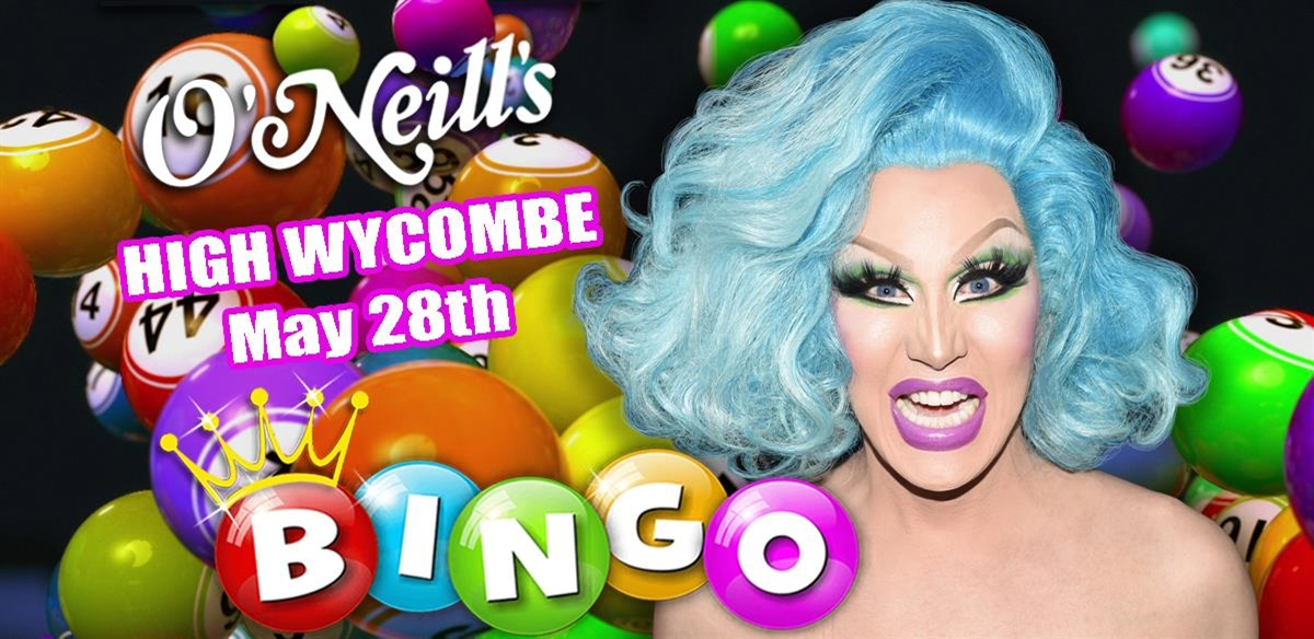 Drag Bingo with Charlie Hides - High Wycombe tickets