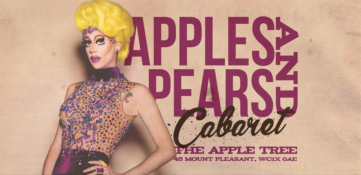 Apples and Pears Cabaret - All Ages Show tickets