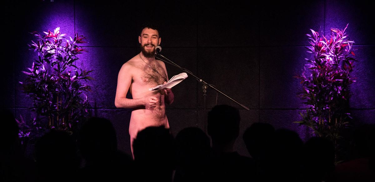 Naked Boys Reading: The Audition tickets