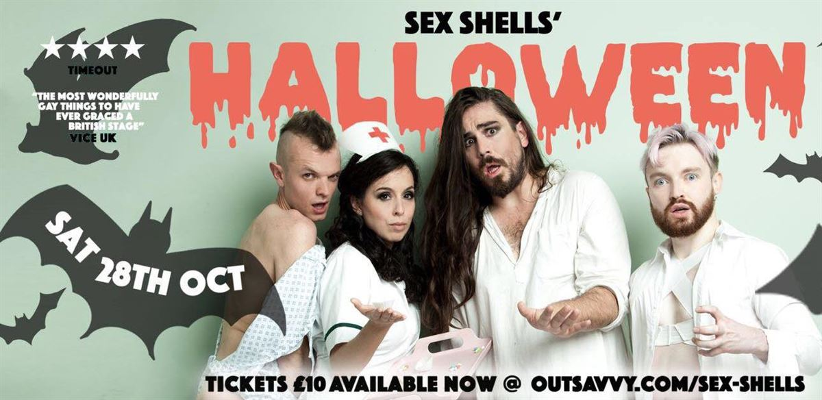 Sex Shells Halloween Show  tickets