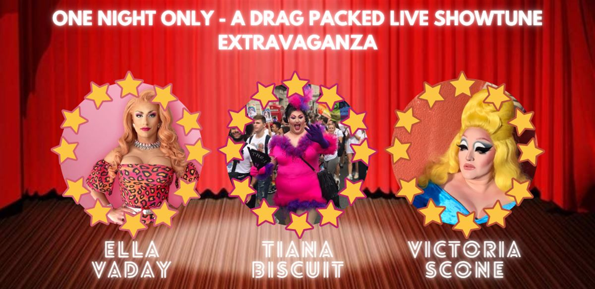 Off Off Off West End (Drag Show) tickets