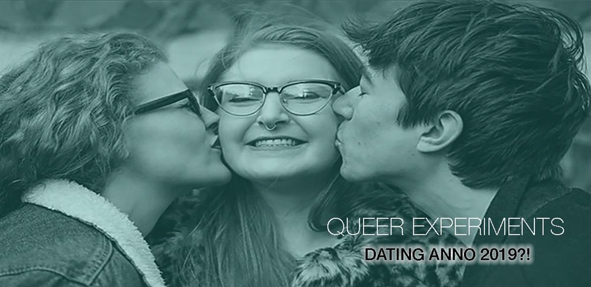 Queer Experiments - Dating Anno 2019 tickets