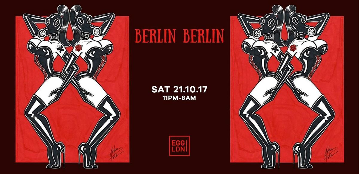 Berlin Berlin: Andre Galluzzi, Guido Schneider, Sisyphos + More