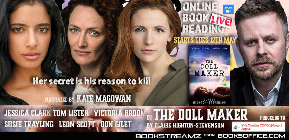 The Doll Maker by Claire Highton-Stevenson with Jessica Clark, Tom Lister, Victoria Broom, Susie Tra tickets