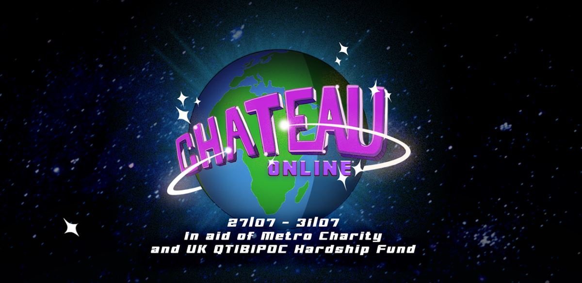 Chateau Online: LET'S HAVE A KIKI #TheParty tickets