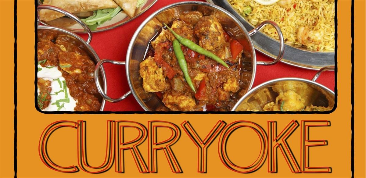 Curryoke! tickets