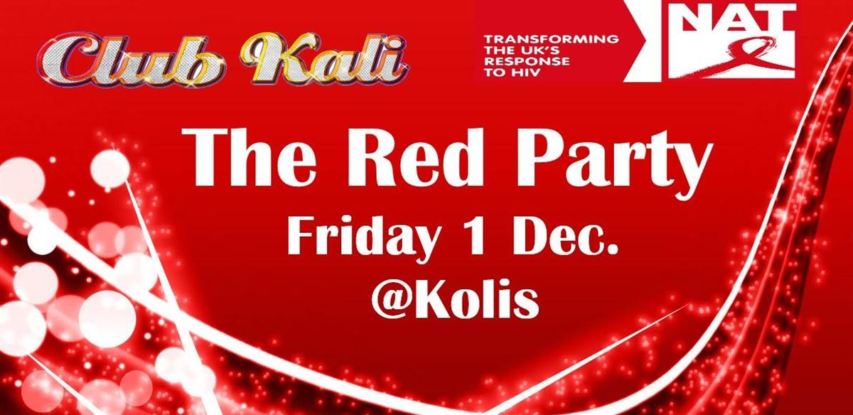 Club Kali presents The RED Party tickets