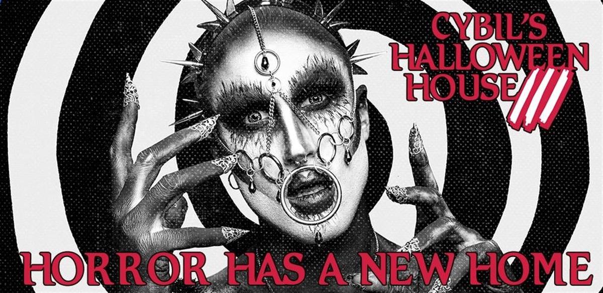 Cybil's Halloween House 3 tickets