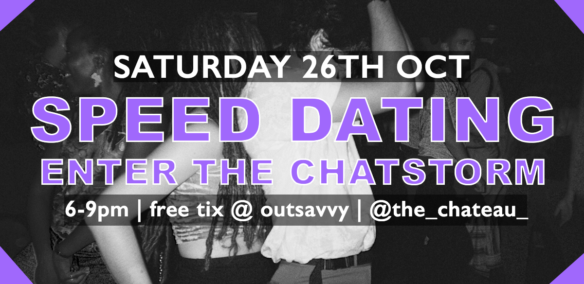 Speed Dating Chatstorm tickets