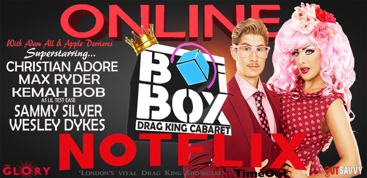 BOiBOX ONLINE 3! - NOTFLIX tickets