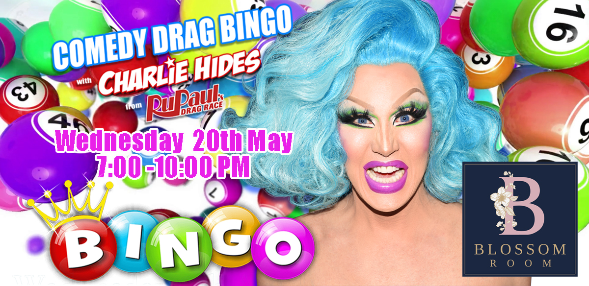 Drag Bingo with Charlie Hides - Milton Keynes tickets