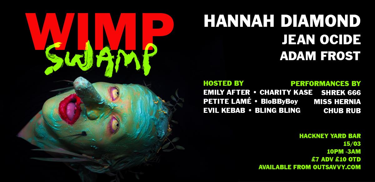 WIMP : SWAMP tickets