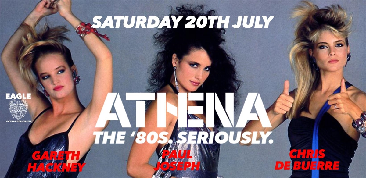 Athena - July Party tickets