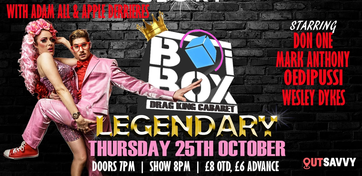 BOiBOX - LEGENDARY  tickets