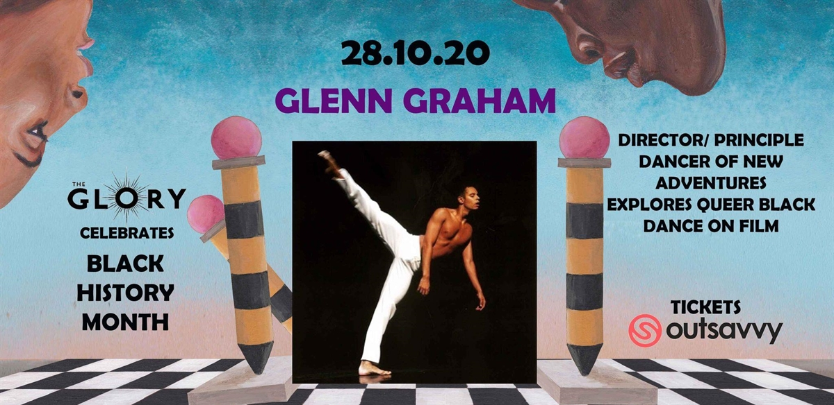 Ailey to Abdul: Glenn Graham in conversation Jonny Woo tickets