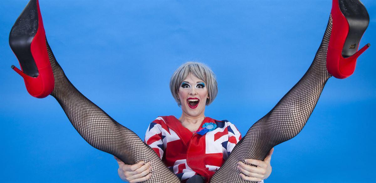 Theresa May's Legs Akimbo tickets