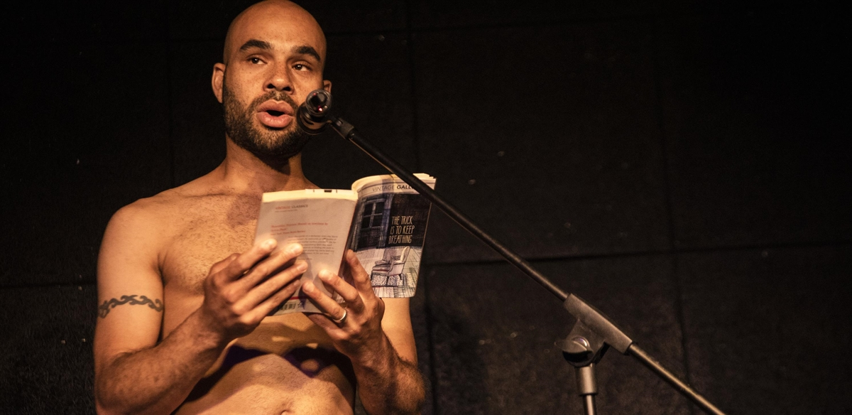 Naked Boys Reading: Pulling Out (Manchester) tickets