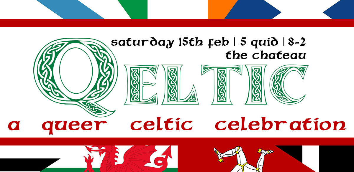 Qeltic - A Queer Celtic Celebration tickets