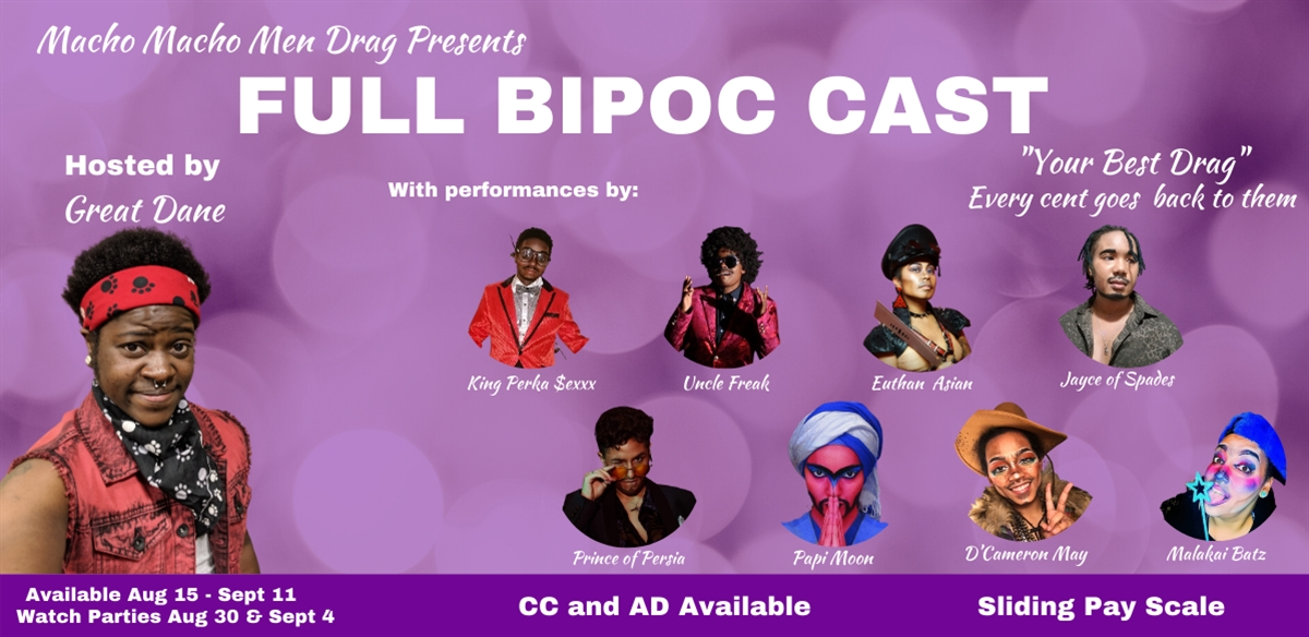 BIPOC Best Drag tickets