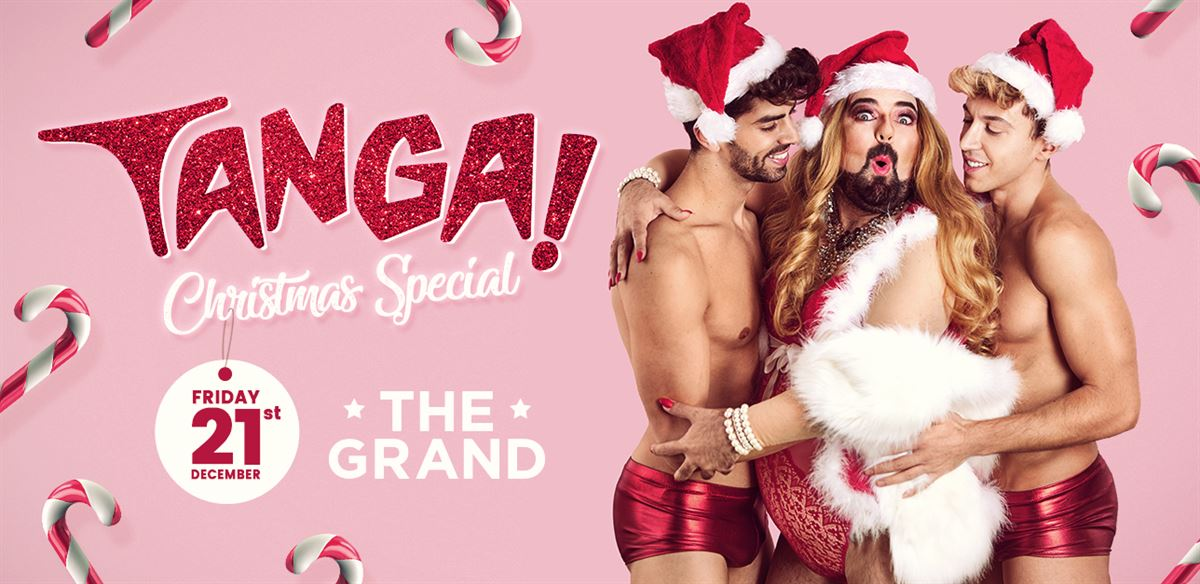 TANGA ! PARTY Christmas Special - 21st of December tickets