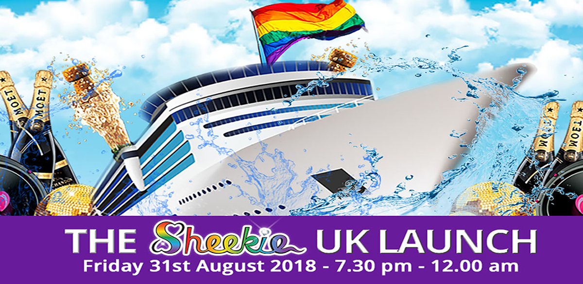 The Sheekie UK Launch - The Ultimate LGBT+ End of Summer Party tickets