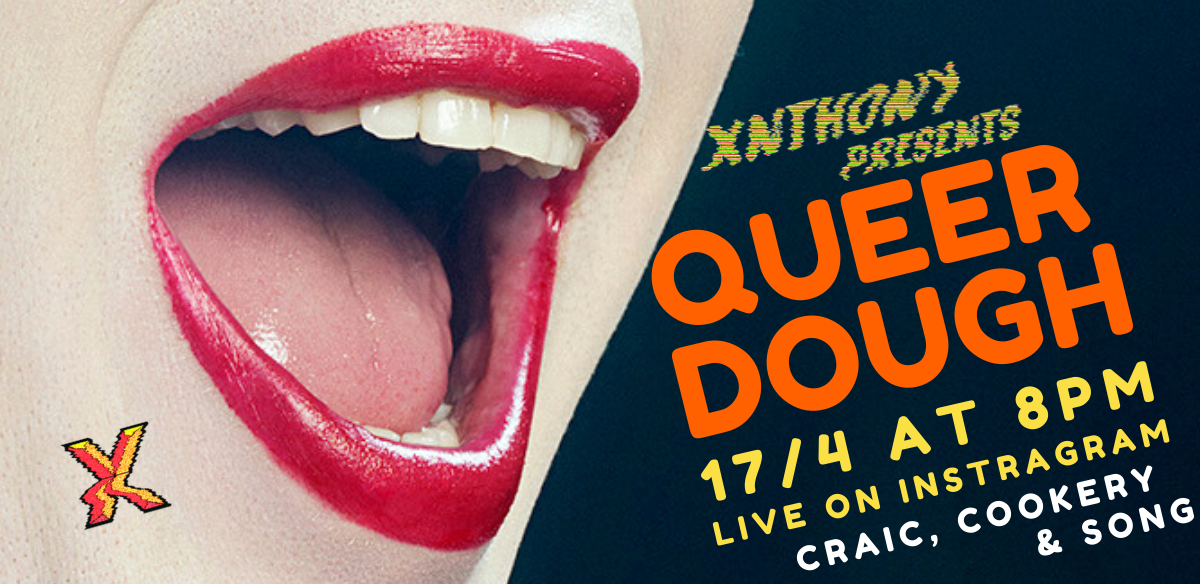 Xnthony presents Queer Dough tickets