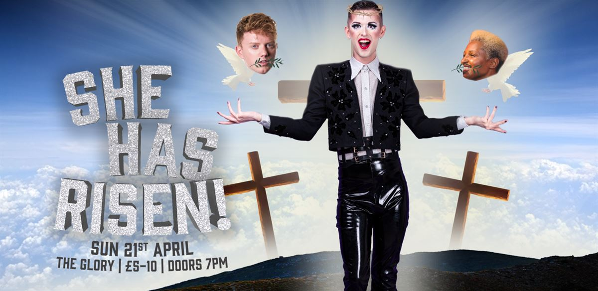 SHE HAS RISEN! tickets