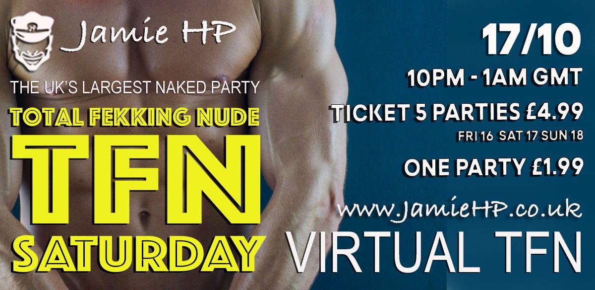 Virtual TFN Saturday 24/10 tickets