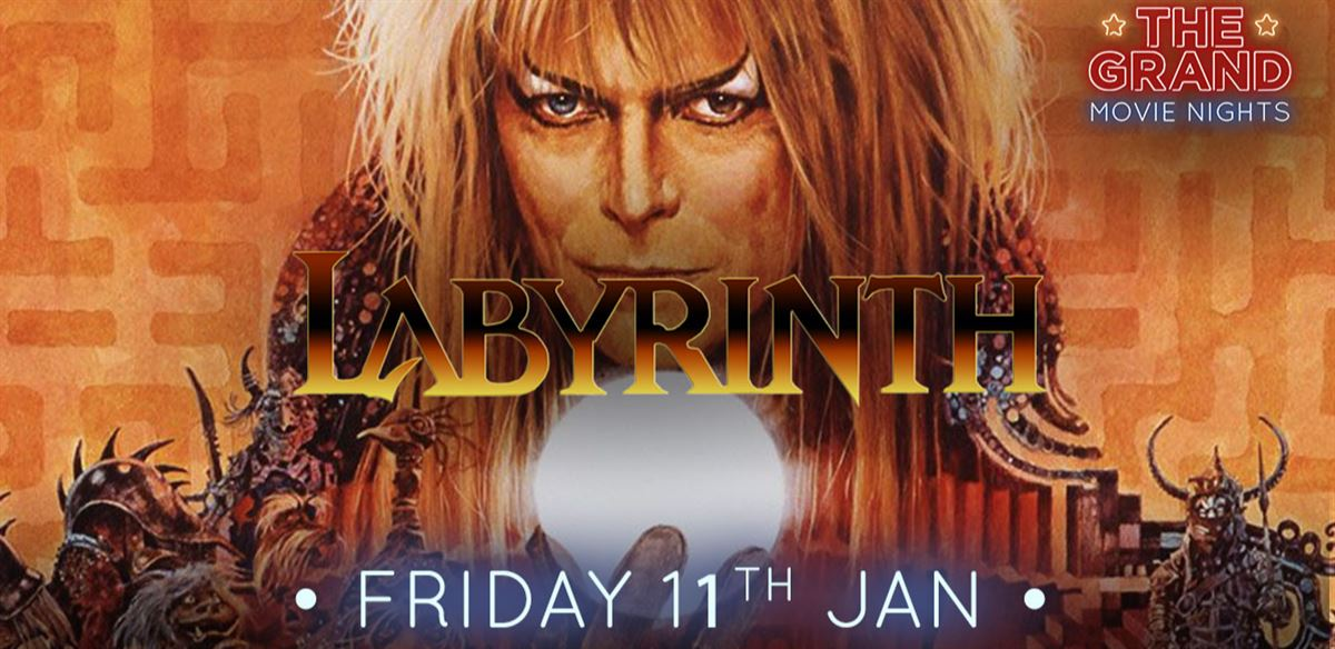 Labyrinth - Movie Night Feat. #1 Bowie Tribute Act tickets