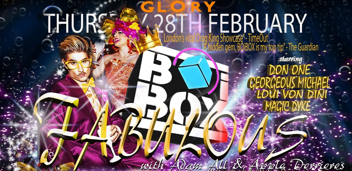 BOiBOX - FABULOUS!  tickets