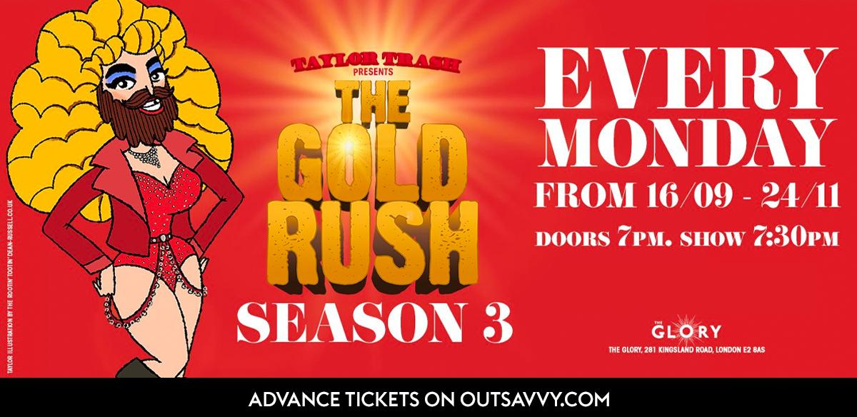 The Gold Rush Season 3  tickets
