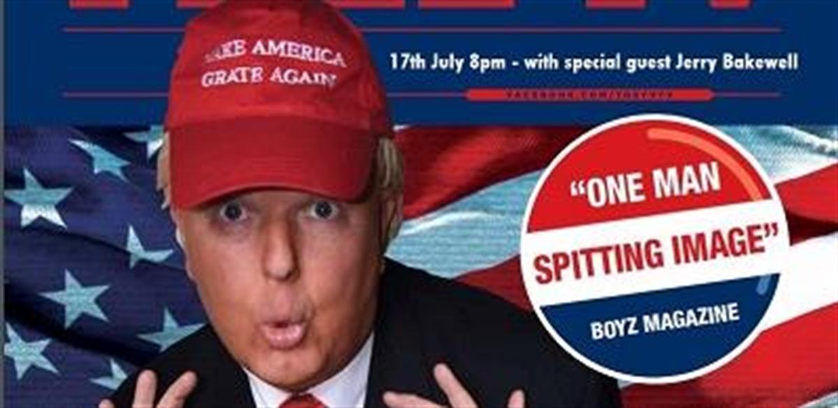 Trump's Fake TV - Edinburgh Fringe Preview tickets