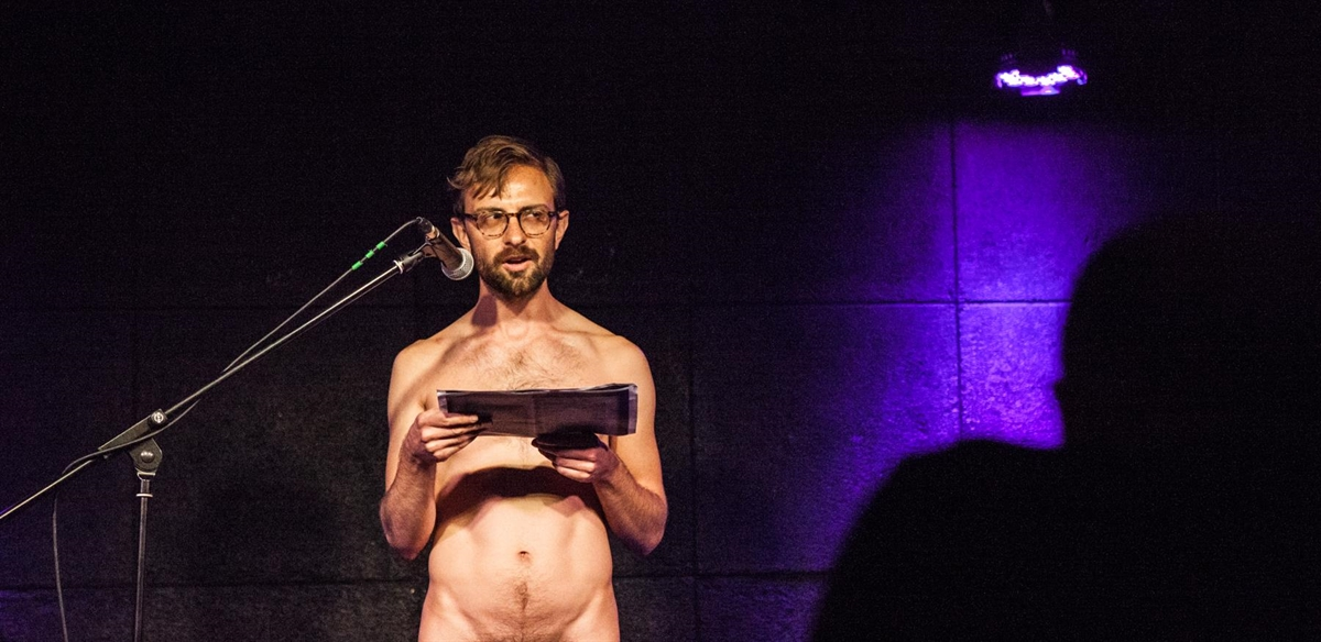Naked Boys Reading: Naked tickets