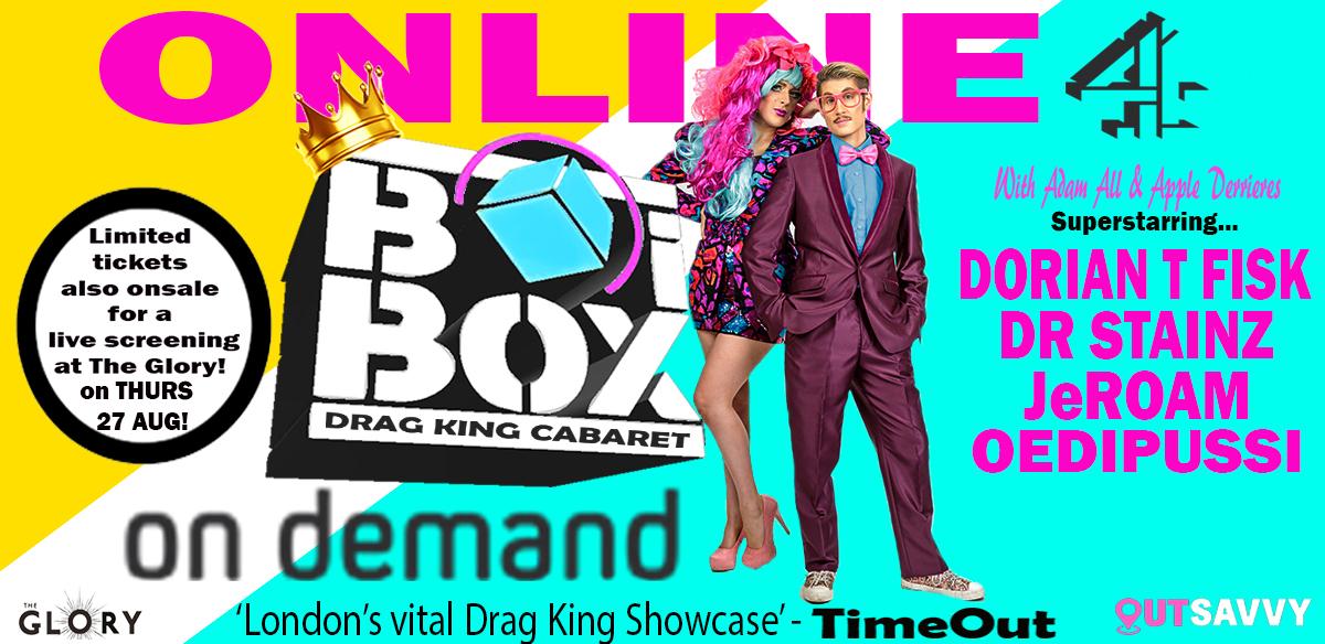 BOiBOX ONLINE 4! On Demand!  tickets