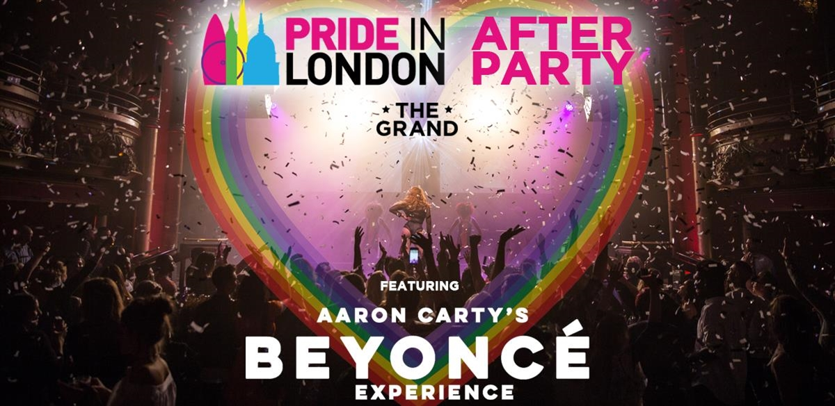 Official Pride In London After Party tickets