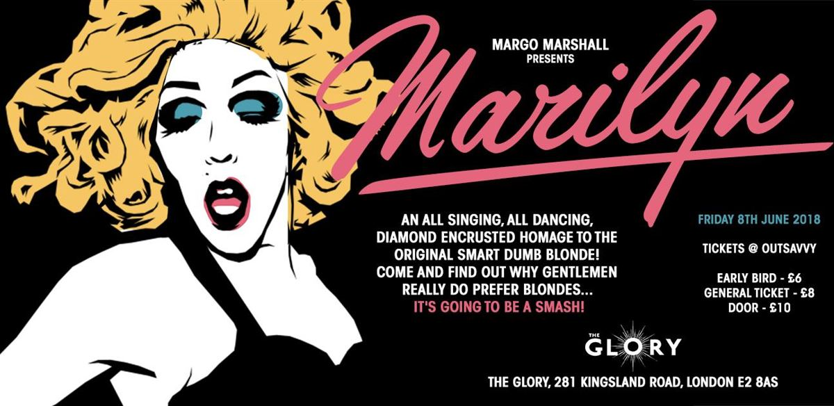 MARILYN - The Ultimate Drag Homage! tickets
