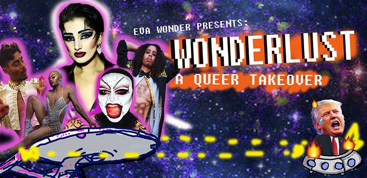 WonderLust: A Queer Takeover tickets