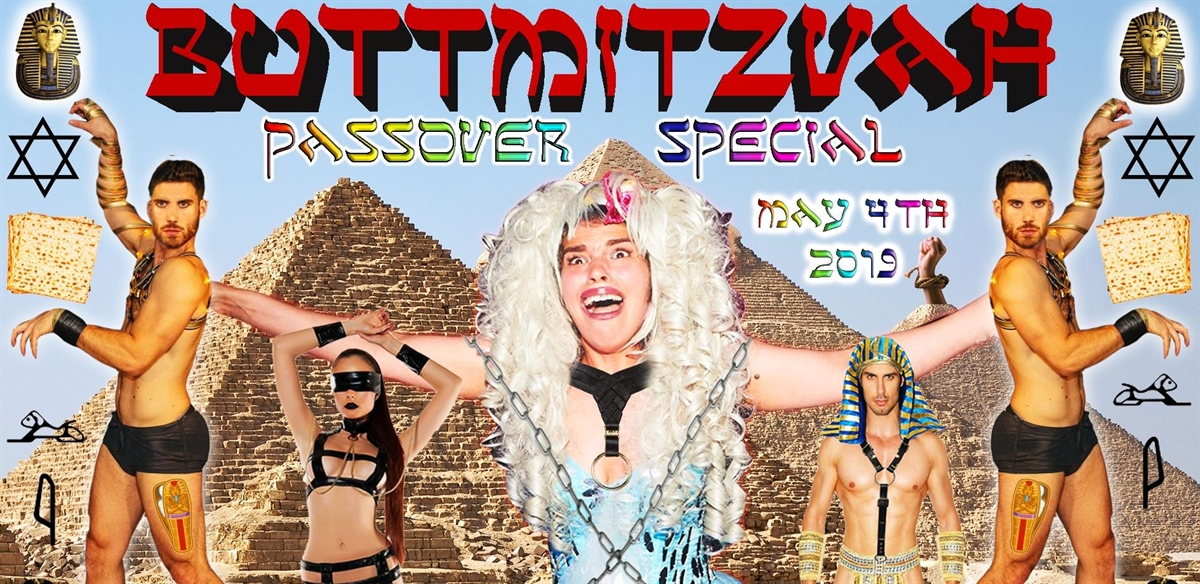BUTTMITZVAH: The Passover Special tickets