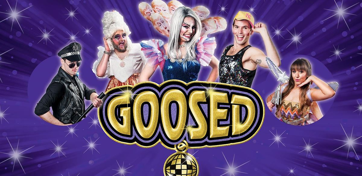 RVT Panto - Goosed! tickets