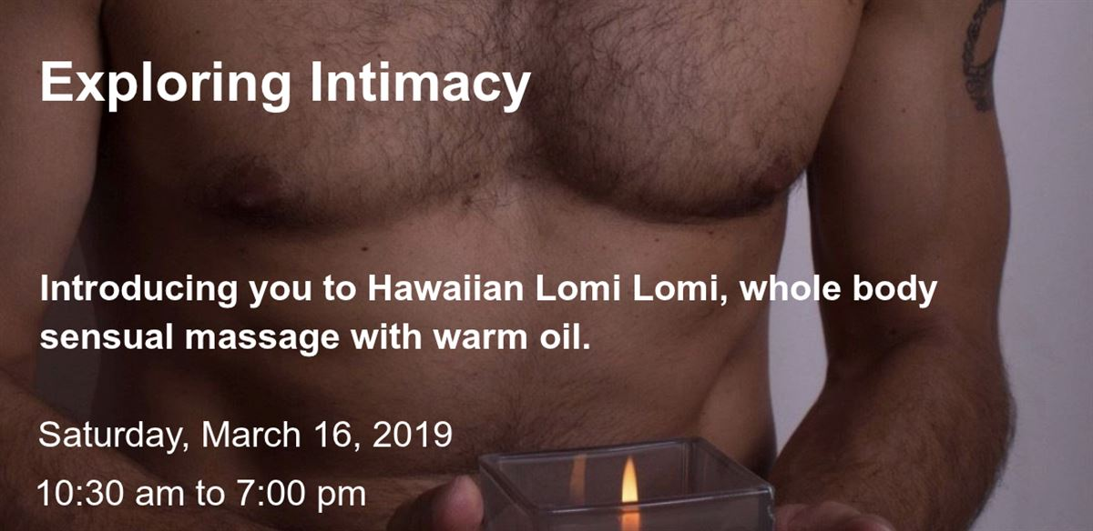 Mindful & loving touch: Massage, Meditation & Tantra tickets