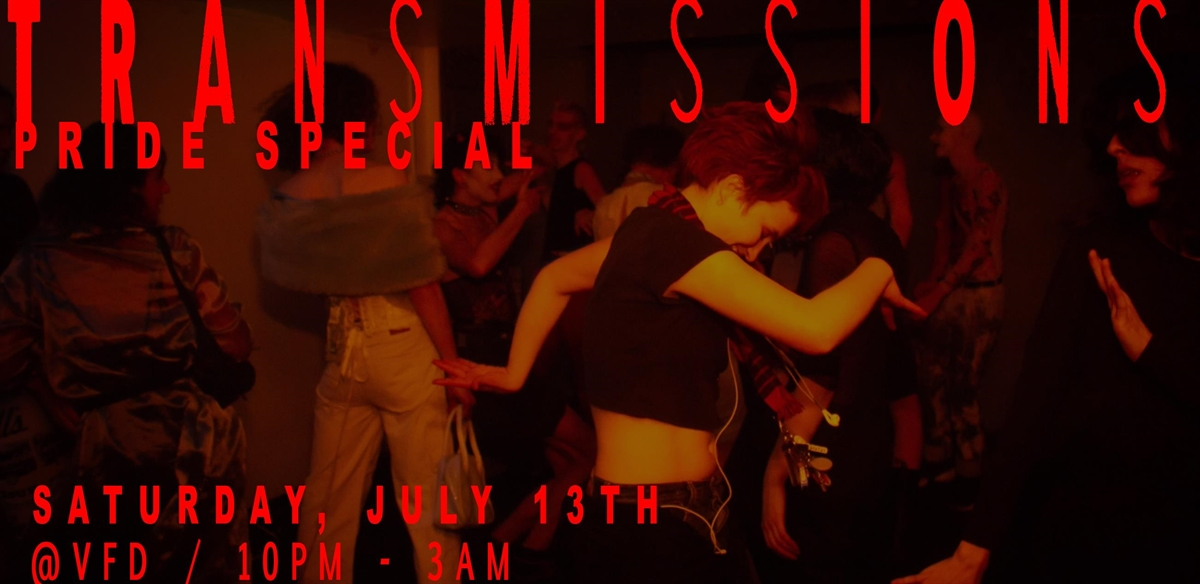 Transmissions Pride Special  tickets
