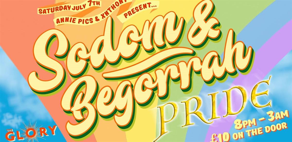 Sodom & Begorrah Pride Party! tickets