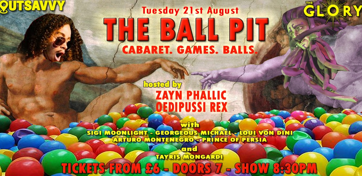 Welcome to The Ball Pit! tickets
