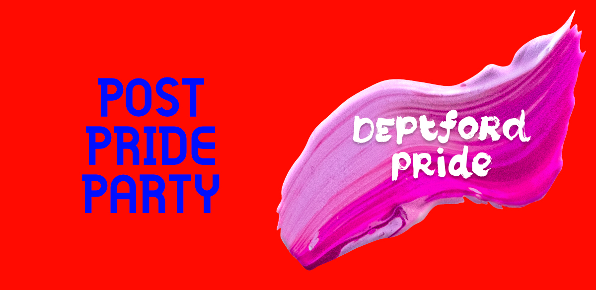 Post Pride Party tickets