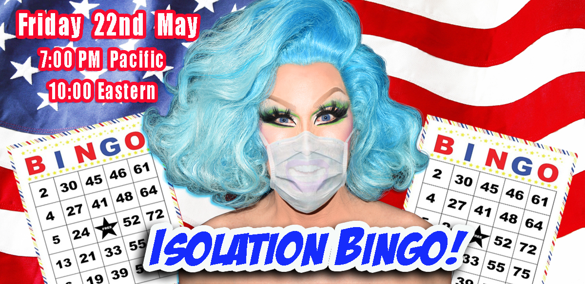 ISOLATION BINGO - USA LATE SHOW tickets