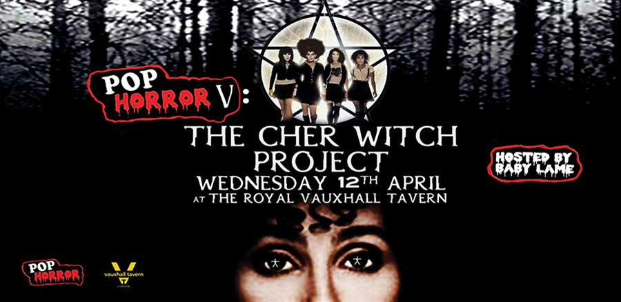 PopHorror V: The Cher Witch Project tickets