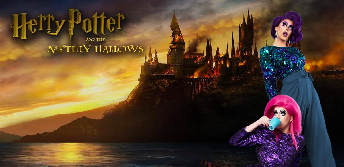Herry Potter and the Methly Hallows tickets