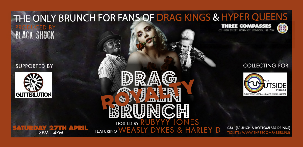 Drag Royalty Brunch with Rubyyy Jones and Guests tickets