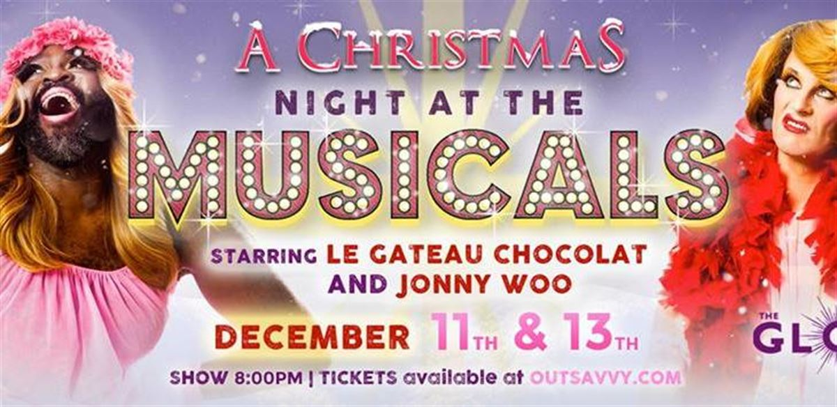 A CHRISTMAS NIGHT AT THE MUSICALS
